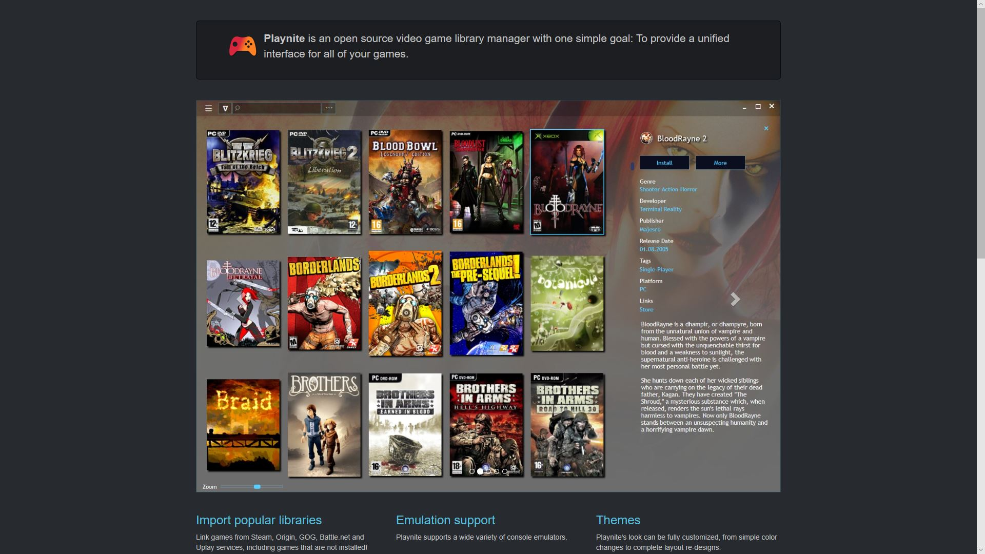 Playnite: The Solution For Multiple PC Game Launchers? – nowisgames com